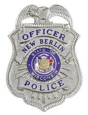 New Berlin Badge